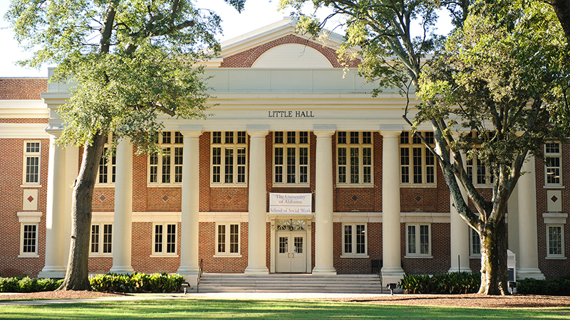 University Of Alabama Online >> Academic Programs Graduate School The University Of Alabama