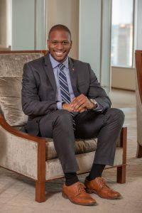 UA EMBA alumnus Patrick Talley